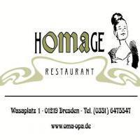 Restaurant Homage KG - Bild 1 - ansehen