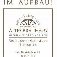 Altes Brauhaus Obersiemau - Bild 1 - ansehen