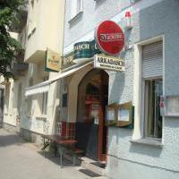 Bistro Arkadasch Café - Bild 1 - ansehen