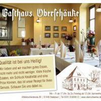 Gasthaus Oberschänke in Radebeul auf bar01.de
