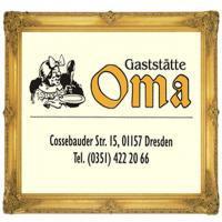 Gaststätte Oma KG in Dresden auf bar01.de