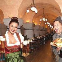 """Sächsisch-Böhmisches Bierhaus """"Altmarktkeller"""" in Dresden auf bar01.de"""