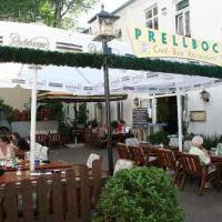 Prellbock  Cafe. Bar. Restaurant. in Leipzig auf bar01.de