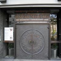 Logenhaus-Restaurant in Hamburg auf bar01.de