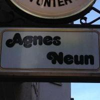 Agnes Neun in München auf bar01.de