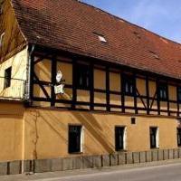 Althistorischer Gasthof zu Lausa in Dresden auf bar01.de