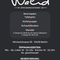 Walid Speisemeisterei  in Berlin auf bar01.de