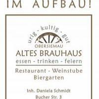 Altes Brauhaus Obersiemau in Obersiemau-Untersiemau auf bar01.de