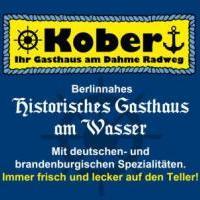Restaurant & Gasthaus Kober in Heidesee auf bar01.de