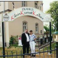 Franks Kleinkunstkeller in Dresden auf bar01.de