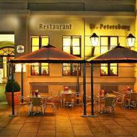 Restaurant St. Petersburg in Dresden auf bar01.de