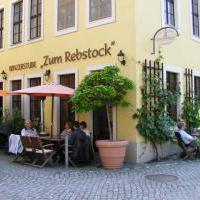 "WINZERSTUBE ""Zum Rebstock"" in Dresden auf bar01.de"