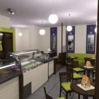 "Gelateria ""Il Verde"" in Dresden auf bar01.de"