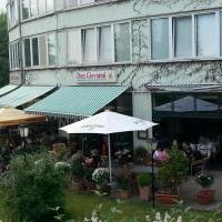 Restaurant Don Giovanni am Yachthafen in Berlin auf bar01.de