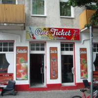 "Shicha Bar ""One-Ticket"" in Berlin auf bar01.de"