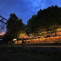 """Elbegarten """"Demnitz"""" in Dresden auf bar01.de"""