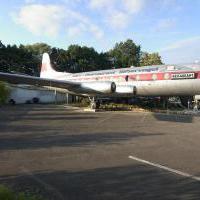 Flugzeug Restaurant Silbervogel in Hannover auf bar01.de